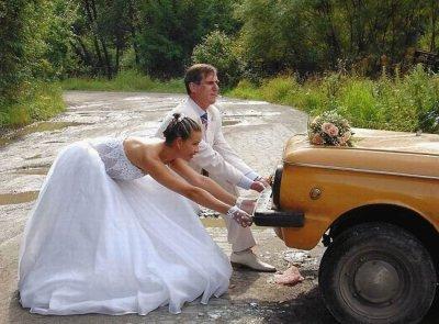 Свадебный кортеж: карету мне, карету!