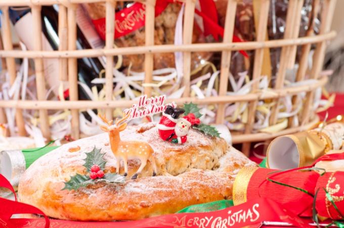 Как выбрать подарочную корзинку на Рождество