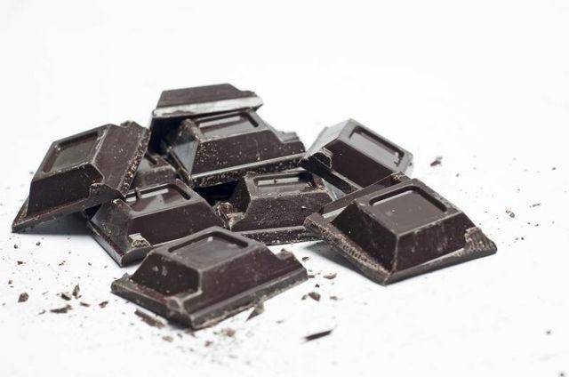Темный шоколад