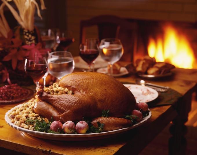 Готовим гуся по-русски для новогоднего стола