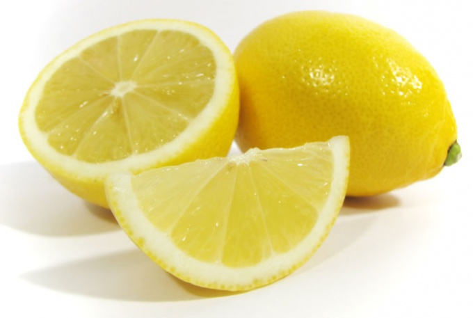 маска-скраб для рук с лимоном
