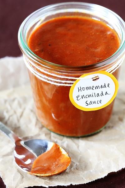 Как приготовить соус для мексиканской энчилады