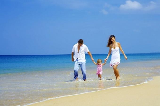 Отдых необходим не только родителям
