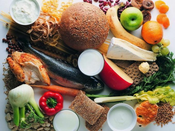 Сбалансированное питание. Как найти баланс?