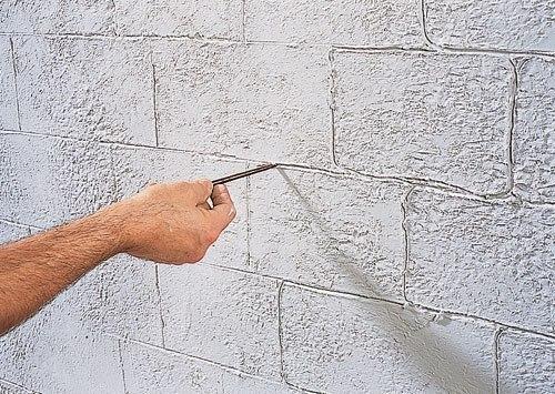 Искусственная каменная кладка своими руками
