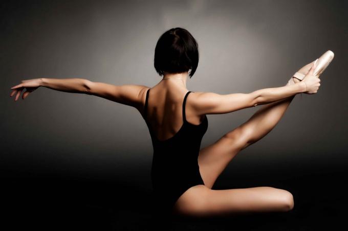 Что такое боди-балет