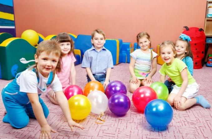 Как устроить ребенка в детский сад в Москве