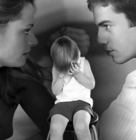 What to do if ex-wife is manipulating the child against the father