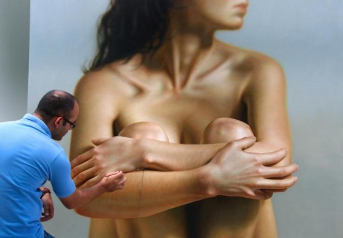 Красота обнаженного тела - в чем она