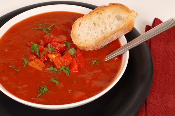 Гаспачо суп - вкусно и полезно