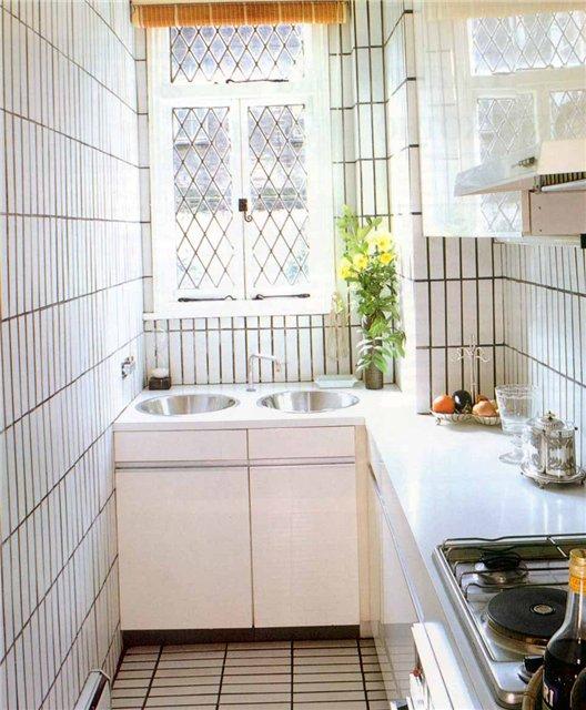 Маленькая кухня - как оптимизировать пространство?