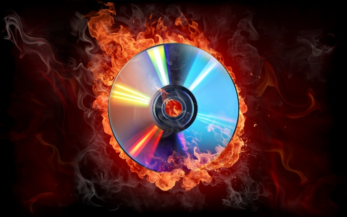 Запись диска