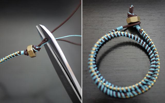 Как сделать изящный браслет