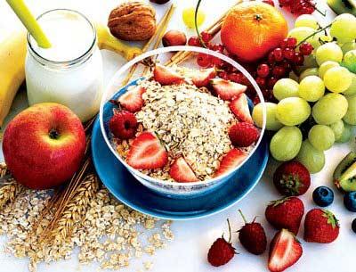 Как придерживаться системы здорового питания