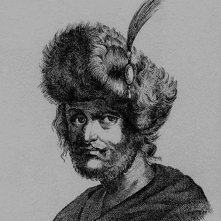 Лжедмитрий II. Портретная фантазия художника XIX века