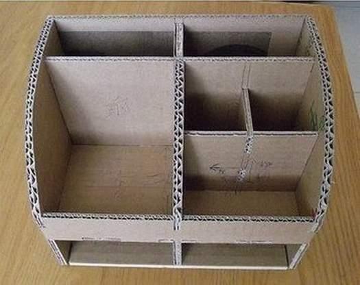 Подставка из картона своими руками