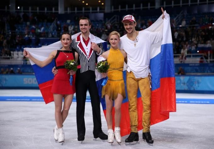 Золотые и серебряные медалисты Олимпиады