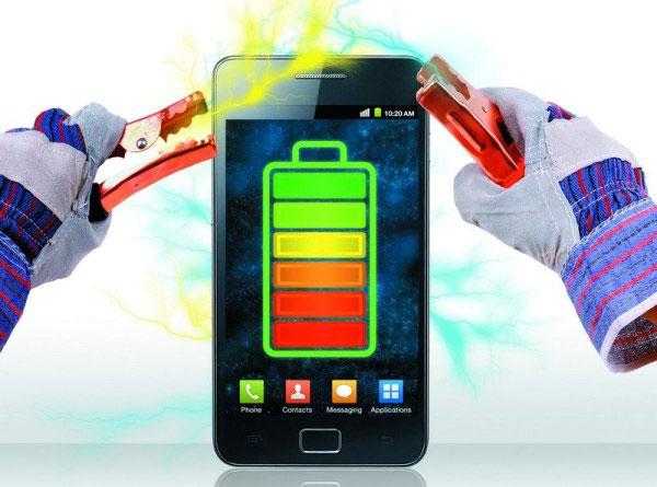 Как сберечь энергию телефона