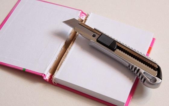 Как сделать обложку для дневника