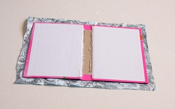 Обложку на дневник своими руками