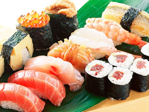 Изысканные и питательные суши из риса