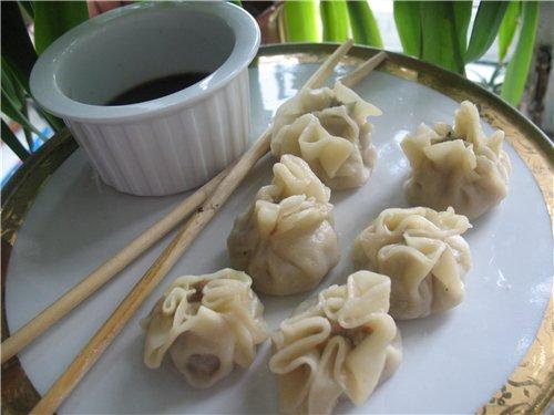 Как приготовить настоящие китайские пельмени