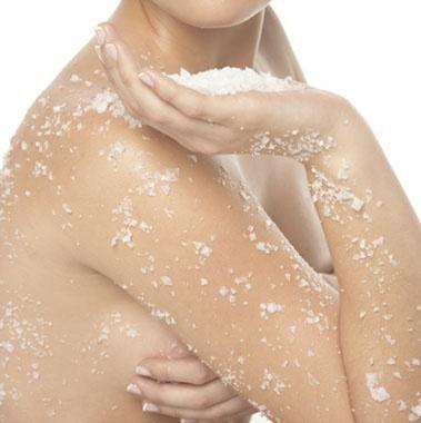 Скраб для сухой кожи