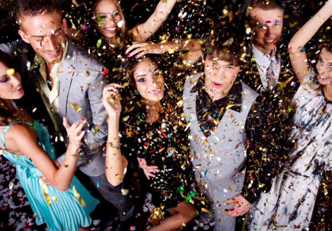 Как устроить улётную вечеринку