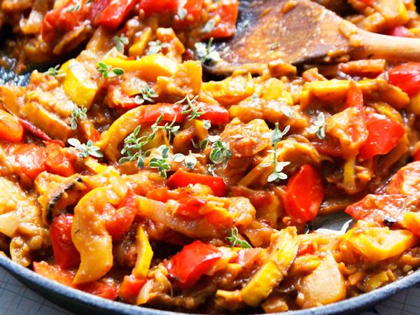 Рататуй - это вкусное французское блюдо