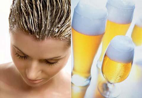Как приготовить маску для волос из пива