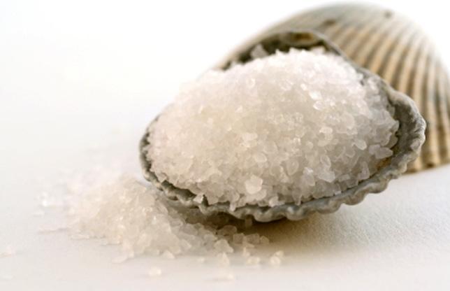 Маски для волос с солью