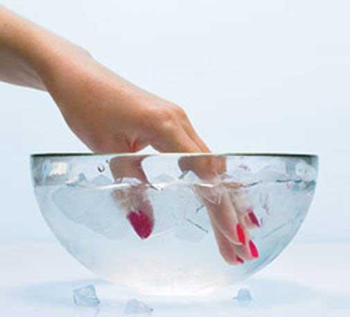 Ванны для укрепления ногтей