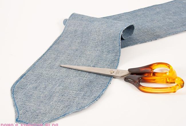 Пояс для джинсов своими руками 99