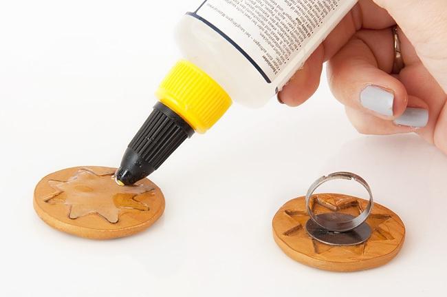 Как сделать перстень из полимерной глины