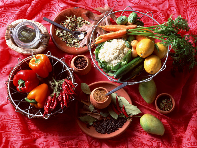 Десятка лучших сочетаний продуктов для красоты и здоровья