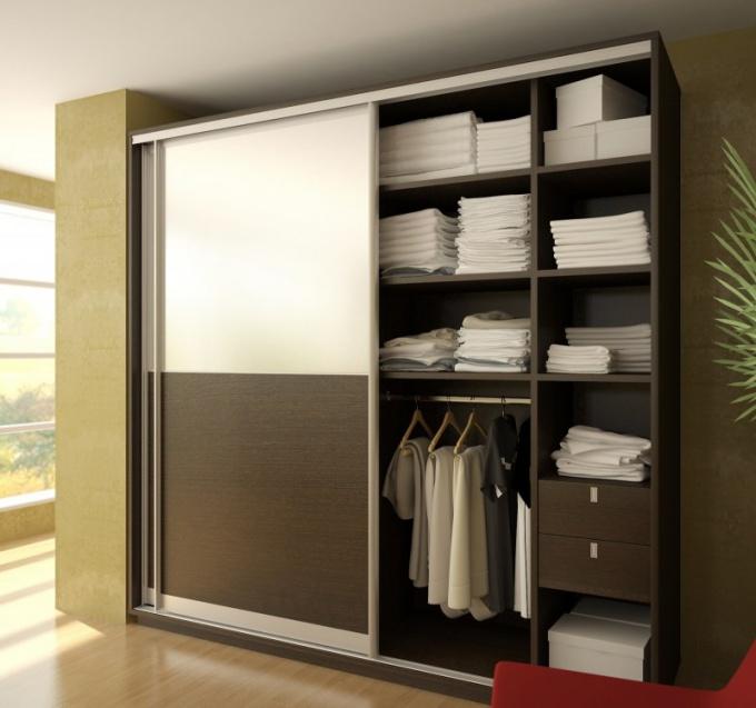 Как сделать шкаф-купе своими руками