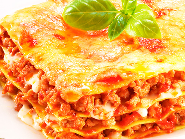 Вкусную лазанью может приготовить любой желающий