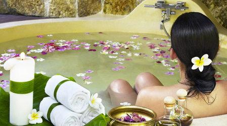 Какие расслабляющие ванны помогают скинуть вес