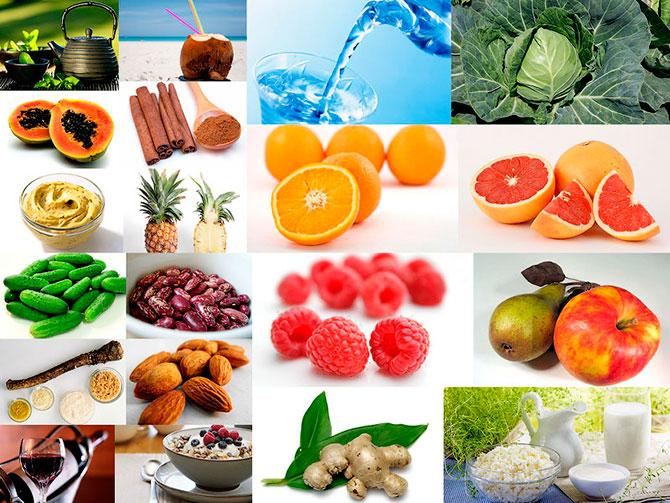 Продукты для диет