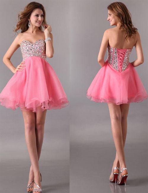 Купить Короткое Платье На Выпускной