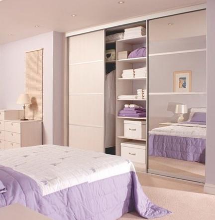 Как сделать гардеробную в маленькой квартире