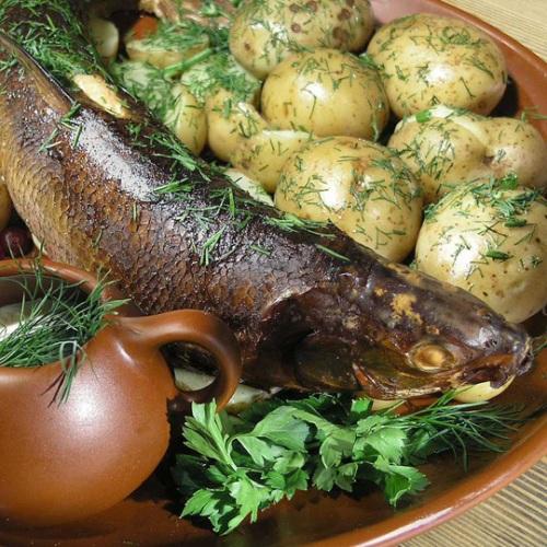 Кулинарные особенности финской кухни