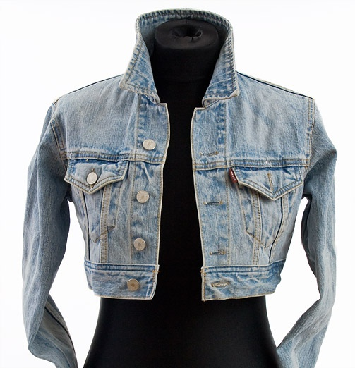 Как обновить джинсовую куртку