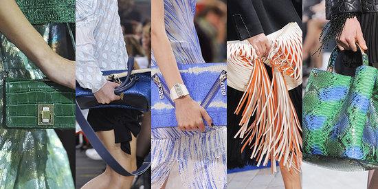 Какие сумки в моде весной-летом 2014