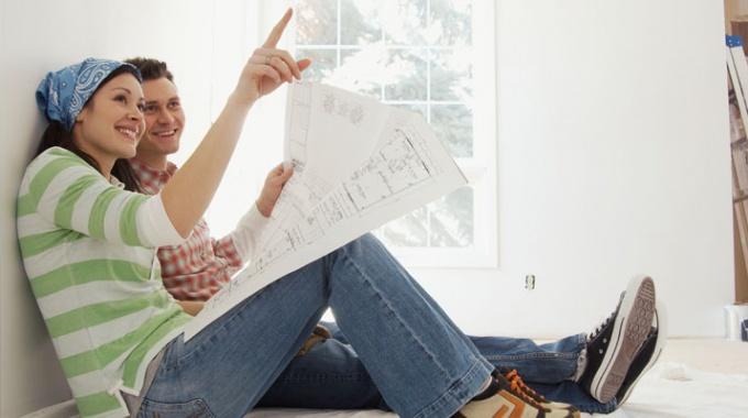 Как начать делать ремонт в квартире