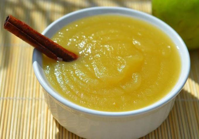 Как приготовить яблочный соус