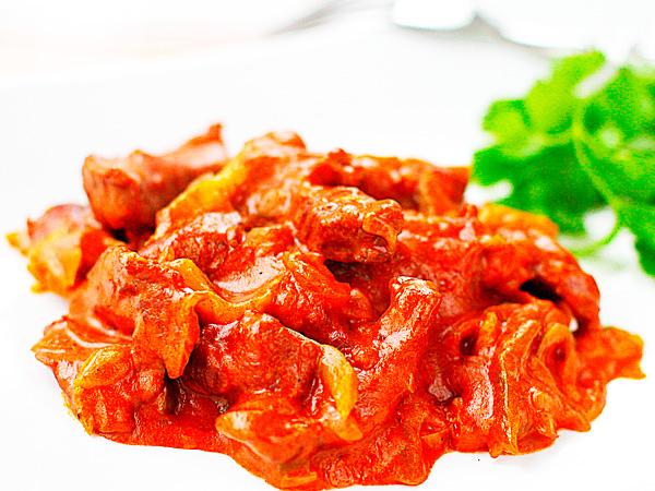Вкусное татарское рагу из овощей и мяса
