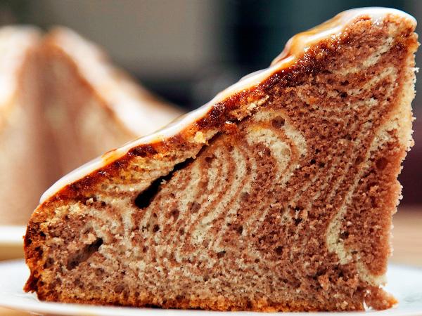 """Вкусный торт """"Зебра"""" полюбит вся семья"""