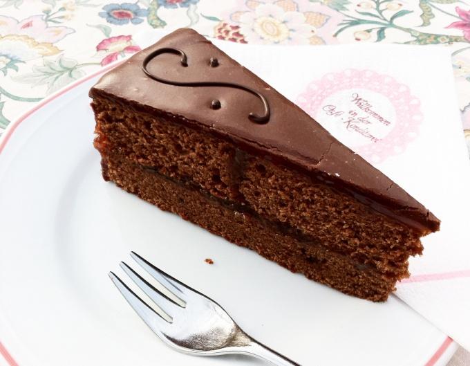 Рецепт торта пришёл к нам из XIX века
