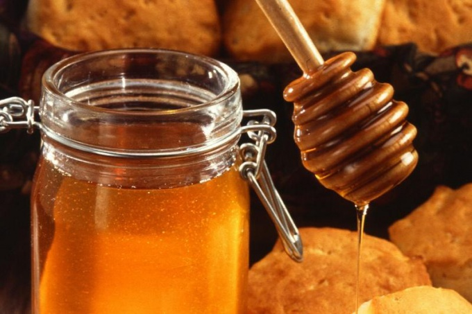 Медовый чай